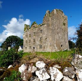 Leamaneh Castle Burren
