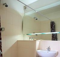 En-suite badkamer