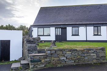 Castle View No.1 Ferienhaus nahe der Klippen von Moher Westirland