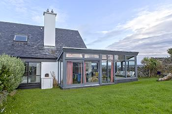 Castle View No.1 Holiday Home near Cliffs of Moher Liscannor Co Clare